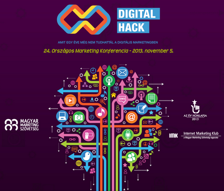 Digital Hack Beszámoló 2013